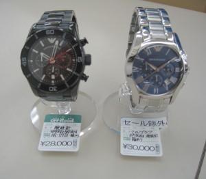 EMPORIO ARMANIの腕時計入荷!| オフハウス三河安城店