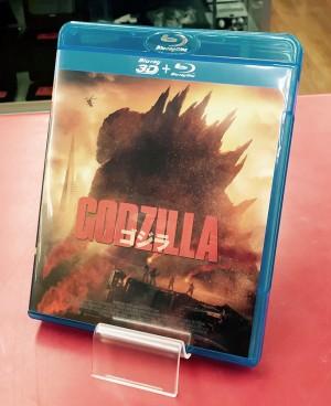 BDソフト GODZILLA  2014 3D&2D 3ディスクセット| ハードオフ豊田上郷店