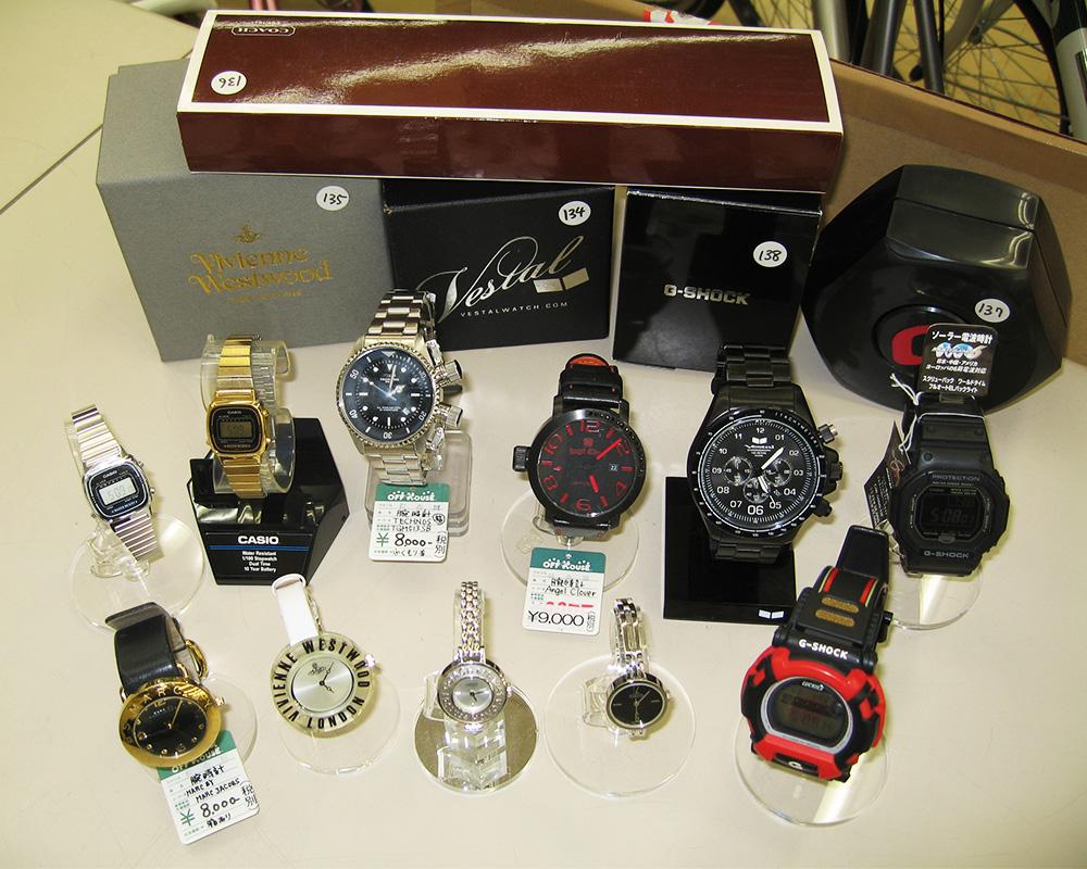 腕時計新規入荷!| オフハウス三河安城店