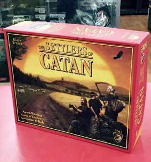ボードゲーム カタンの開拓者たち| ハードオフ豊田上郷店