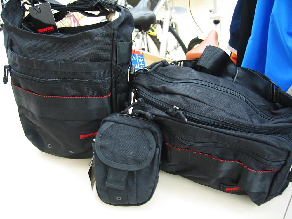 BRIEFINGのバッグ入荷です!!| オフハウス三河安城店