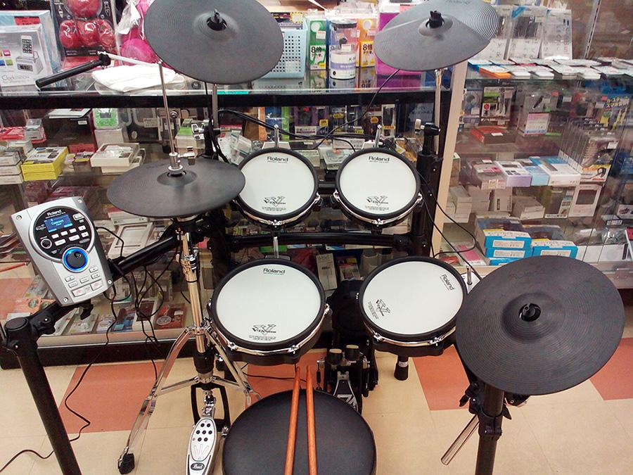 Roland 電子ドラム TD-15KV 買い取りしました!| ハードオフ三河安城店