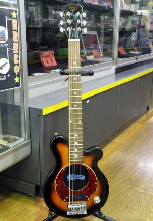 PIGNOSE  ピグノーズ  アンプ内臓ギター| ハードオフ安城店
