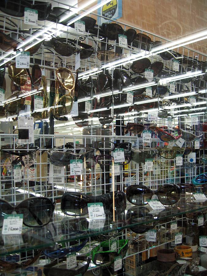 サングラスの買取大募集しています| オフハウス三河安城店