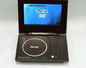 AVOX ポータブルDVDプレイヤー| ハードオフ西尾店