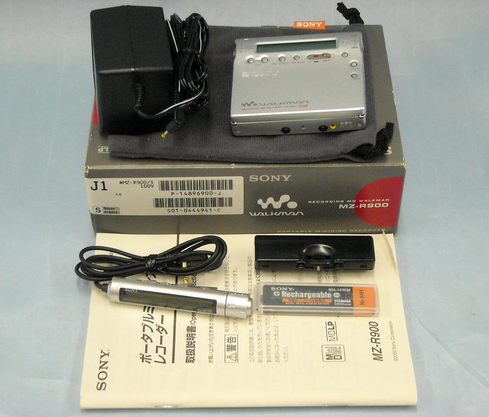 SONYポータブルMDレコーダー  ハードオフ西尾店
