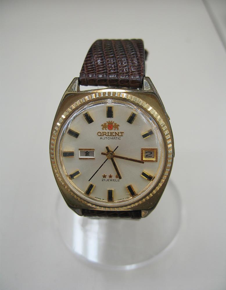 ORIENT 腕時計 21JEWEL GOLD| オフハウス三河安城店