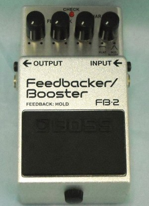 BOSS エフェクター FB-2| ハードオフ西尾店