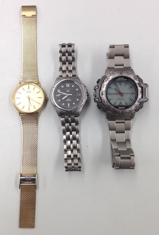 動かない腕時計買い取りました!| オフハウス豊田上郷店