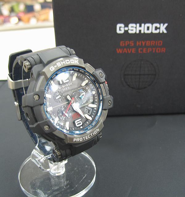 CASIO 腕時計 G-SHOCK SKY COCKPIT GPW-1000| オフハウス三河安城店