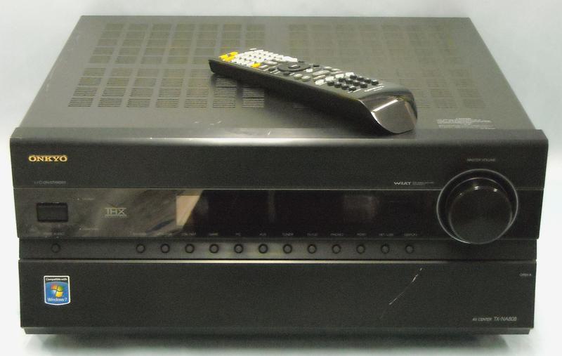 ONKYO 7.1ch対応AVセンター TX-NA808| ハードオフ西尾店