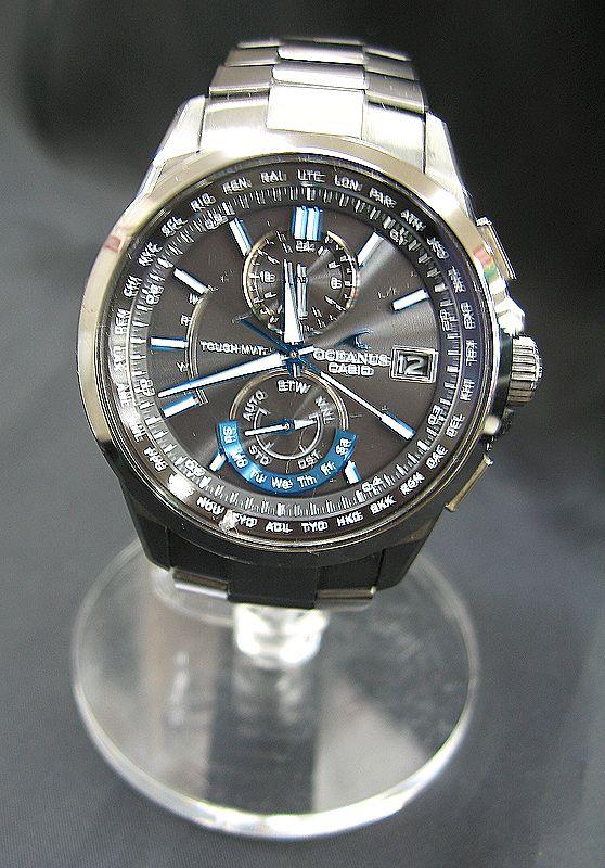 CASIO 腕時計 オシアナス OCW-T2500  オフハウス三河安城店