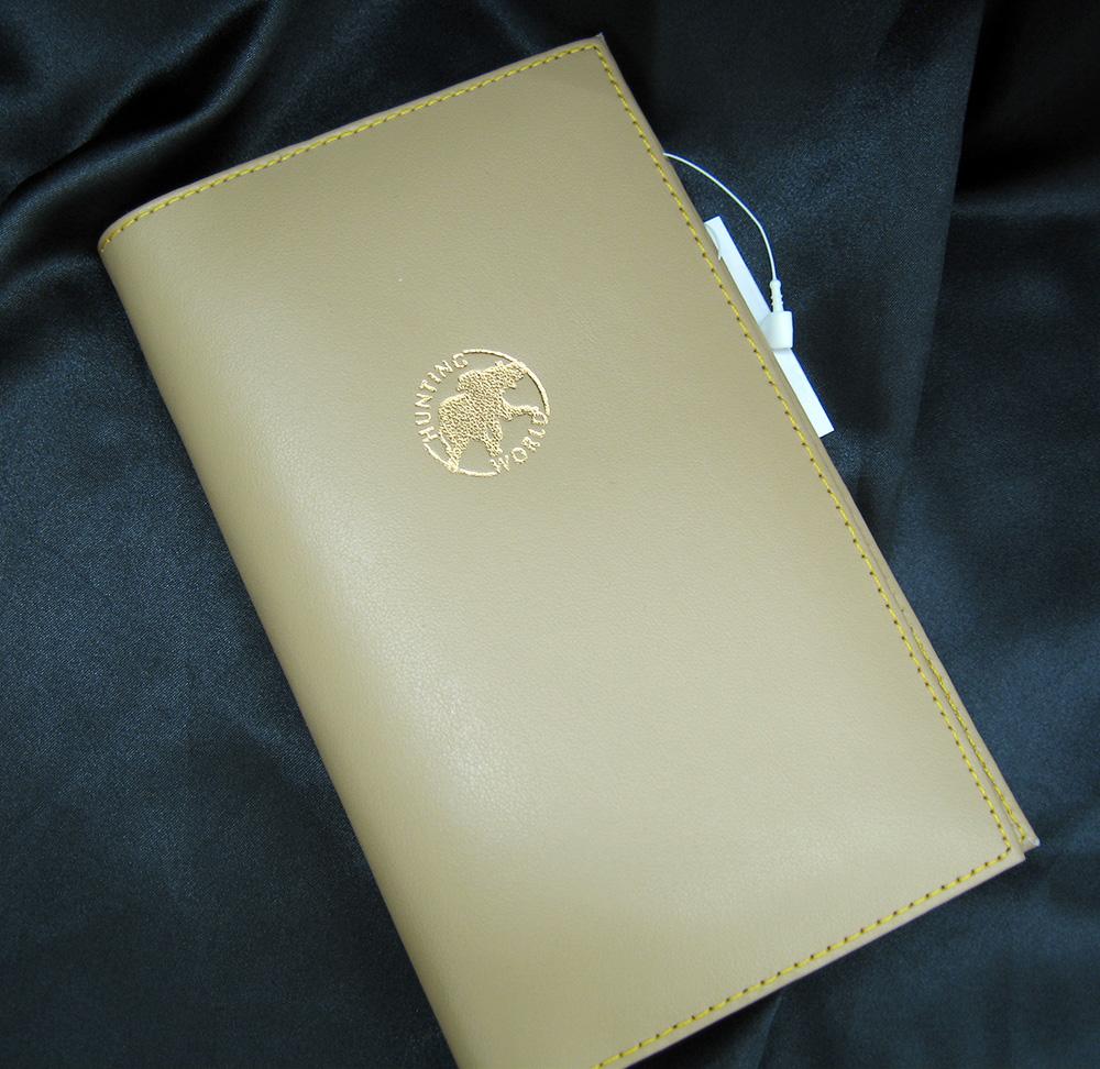 HUNTING WORLDの手帳カバー入荷です。  オフハウス三河安城店