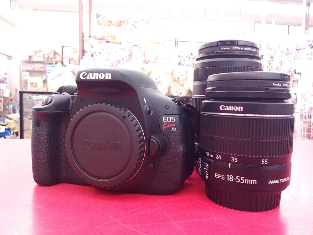 Canon EOS Kiss X5 ダブルズームキット入荷しました!| ハードオフ三河安城店