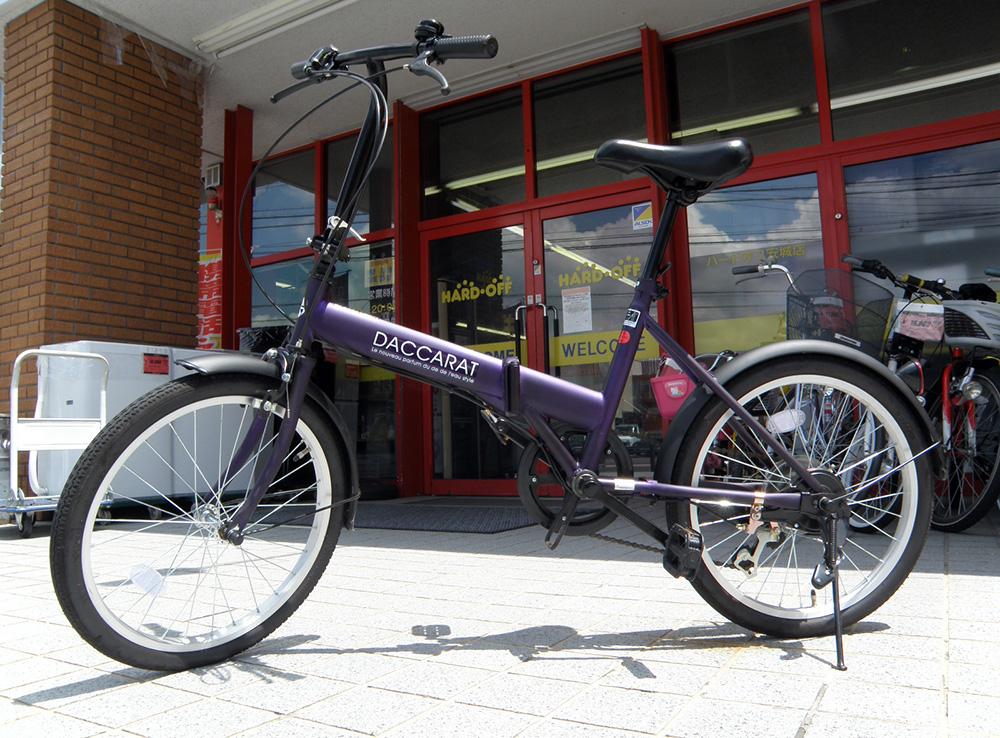 折りたたみ自転車| ハードオフ安城店