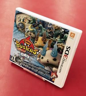 3DSソフト妖怪ウォッチバスターズ 白犬隊 入荷しました!| ハードオフ豊田上郷店