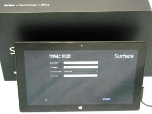 Microsoft タブレットPC Surface RT| ハードオフ西尾店