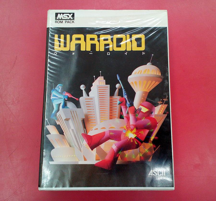 MSXソフト 「WARROID」 入荷しました!| ハードオフ三河安城店