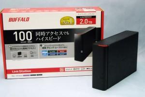 BUFFALO 2TBネットワークハードディスク| ハードオフ西尾店