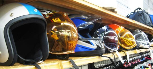 バイク用ヘルメット多数販売中| オフハウス三河安城店