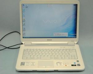 SONYノートパソコン| ハードオフ西尾店