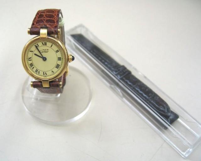 CARTIER レディース腕時計 ヴェルメイユ CC280619| オフハウス三河安城店