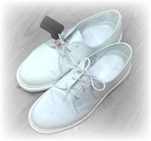 Dr.Martens 3ホールブーツ ホワイト| オフハウス西尾店