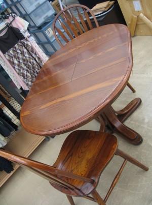 変形テーブル・チェアセット| オフハウス三河安城店