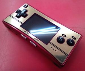 任天堂 GAMEBOY micro OXY-001 ファミコンバージョン| ハードオフ三河安城店