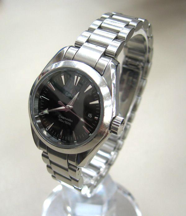 OMEGA 腕時計 シーマスター アクアテラ| オフハウス三河安城店