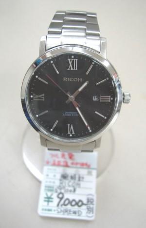 RICOH 腕時計 SHREWD 697008| オフハウス三河安城店