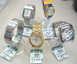 アンティーク腕時計も販売中!| オフハウス三河安城店