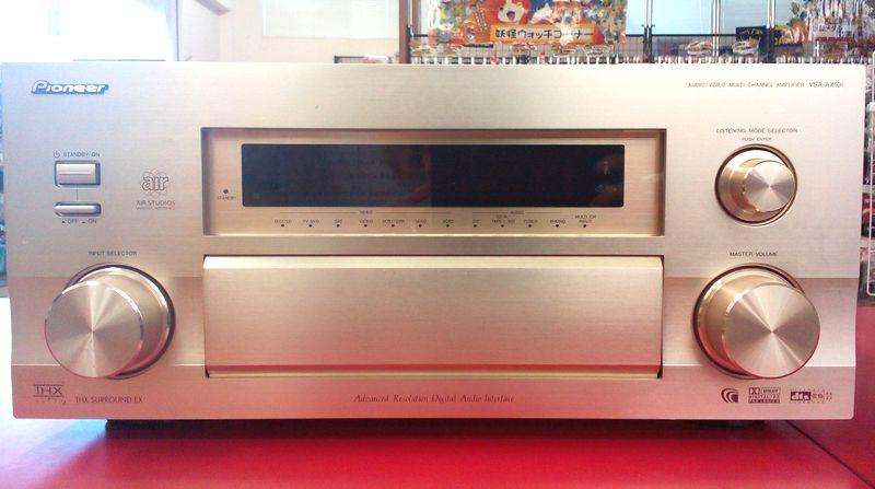 Pioneer AVアンプ VSA-AX10i 買取!| ハードオフ三河安城店