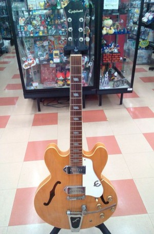 Epiphone エレキギター CASINO NA| ハードオフ三河安城店