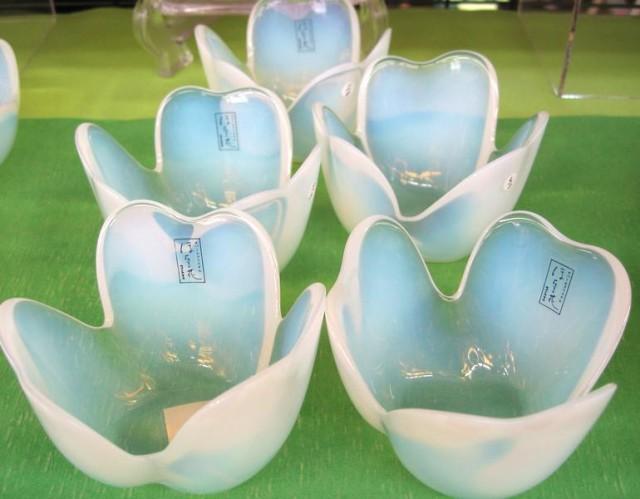 ほたる花 ガラス小鉢| オフハウス三河安城店