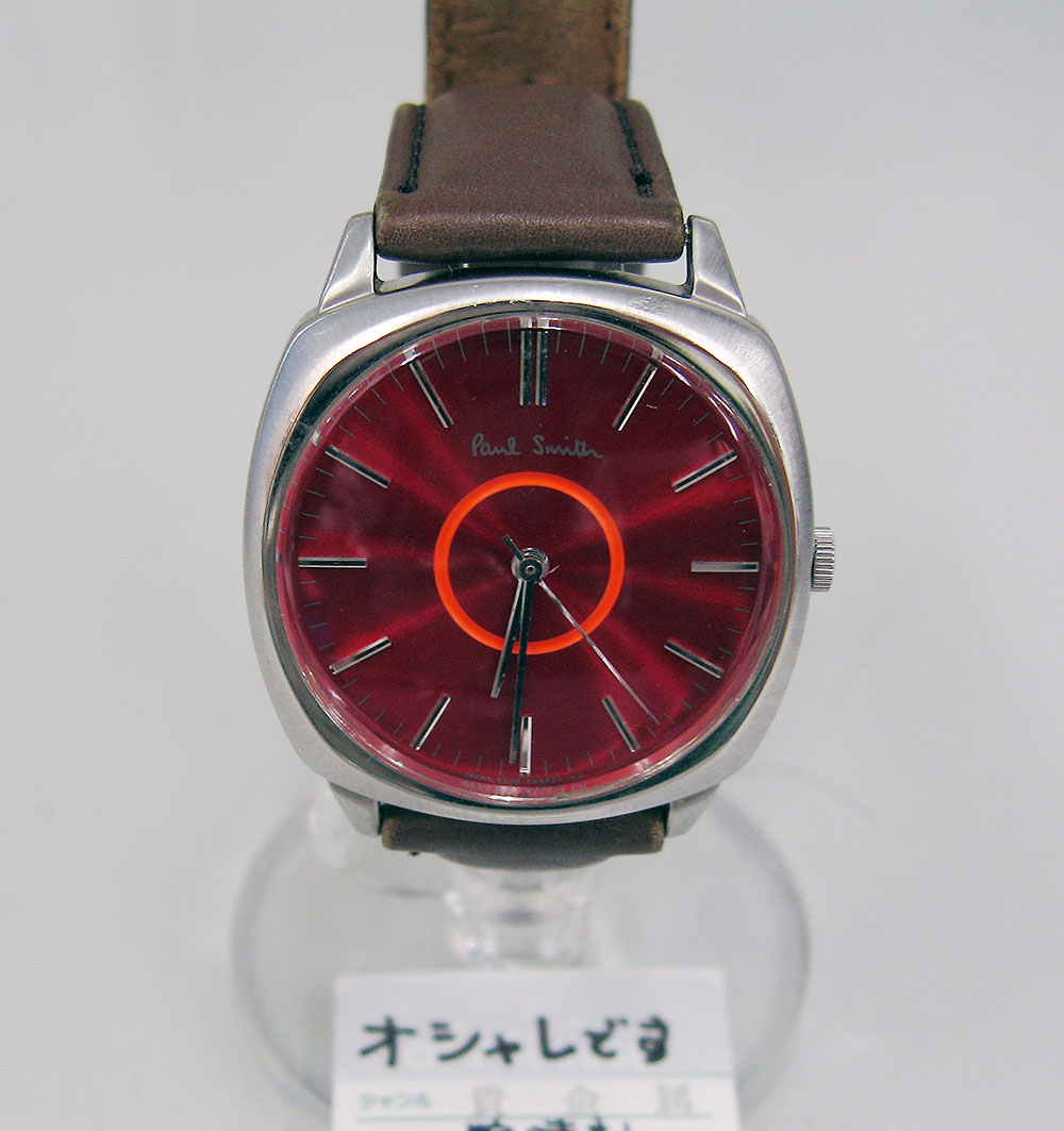 Paul Smith 腕時計入荷です!! | オフハウス三河安城店
