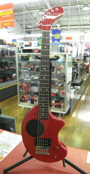 Fernandes アンプ内臓ギター ZO-3| ハードオフ安城店