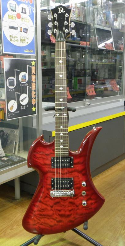 B・C・RICH エレキギター| ハードオフ安城店