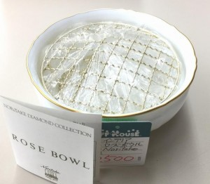 ノリタケ ダイヤモンドコレクション ローズボール| オフハウス西尾店