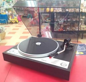 ONKYO ターンテーブル CP-1050買取!| ハードオフ三河安城店
