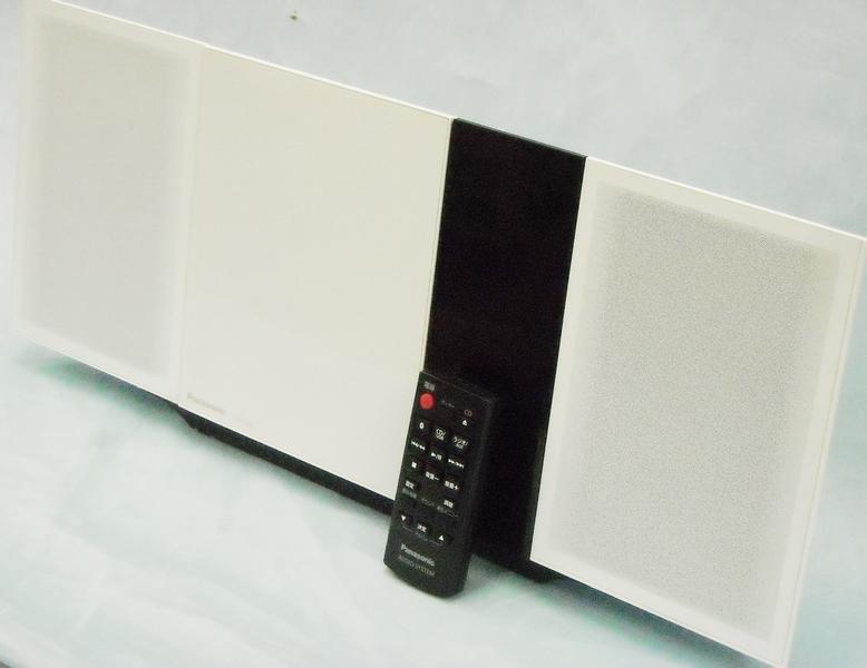Panasonic コンパクトステレオ SC-HC39| ハードオフ西尾店