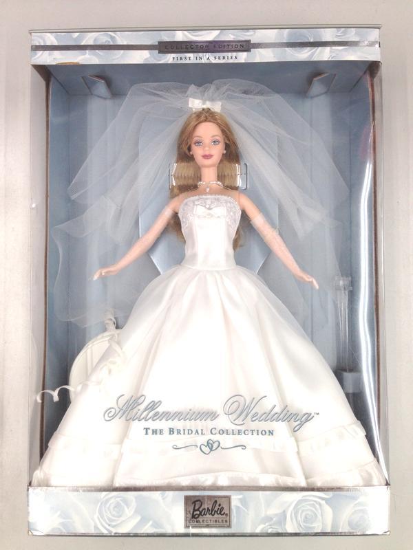 バービー人形 ミレニアムウェディング| オフハウス豊田上郷店