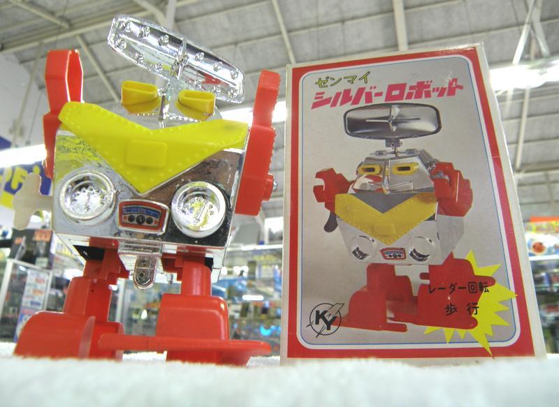 シルバーロボット| ハードオフ安城店