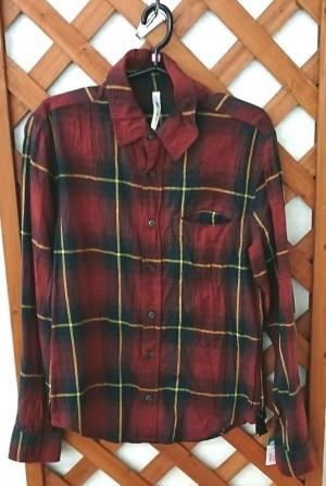 gram チェックシャツ| オフハウス西尾店