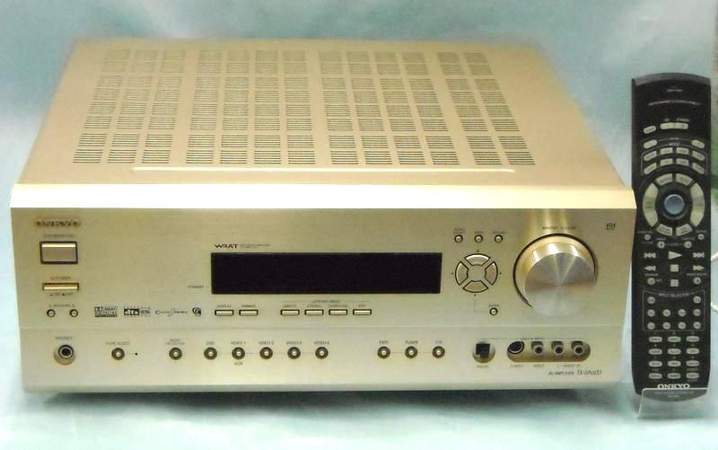 ONKYO AVアンプ TX-SA600| ハードオフ西尾店