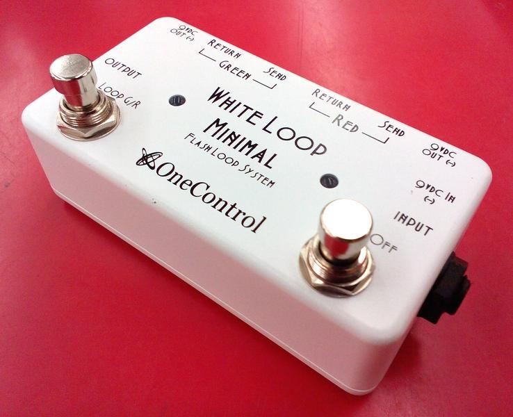ONE CONTROL White Loop入荷!| ハードオフ三河安城店
