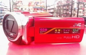 JVC メモリームービー GZ-E765入荷!| ハードオフ三河安城店