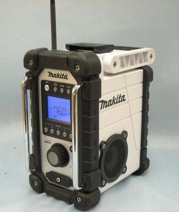makita 充電式ラジオ MR102W| ハードオフ西尾店