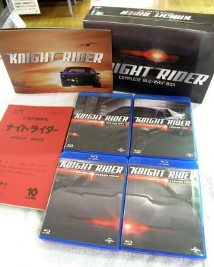 ナイトライダー コンプリート ブルーレイBOX| ハードオフ安城店