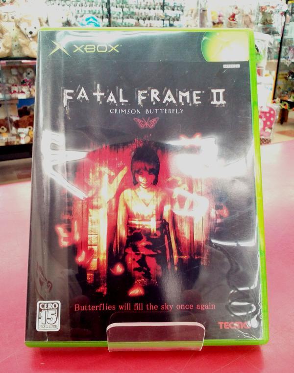 Xbox用ソフト フェイタルフレーム2入荷!| ハードオフ三河安城店